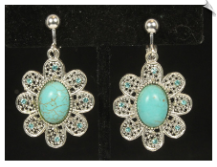 Clip Earrings - Fashion (SKU: SOL7021)