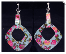 Clip Earrings - Fashion (SKU: SOL6984)