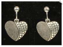 Clip Earrings - Fashion (SKU: SOL7020)