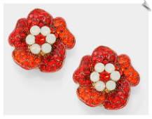 Clip Earrings - Fashion (SKU: SOL6995)