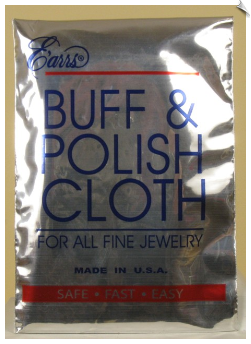 Buff & Polish Cloth (SKU: JS405)