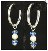 FASHION - Spring Back Hoops (SKU: SOL7419)