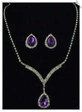 Necklace Set - Glamour (SKU: SOL4640)