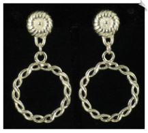 Clip On Earrings - Fashion (SKU: SOL4792)