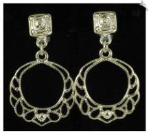 Clip On Earrings - Fashion (SKU: SOL4794)