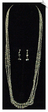 Necklace Set - Silver (SKU: SOL5311)