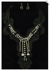 Necklace Set - Silver (SKU: SOL5272)